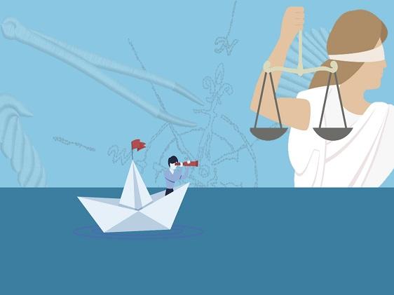 Internationales Seerecht - Coram iudice
