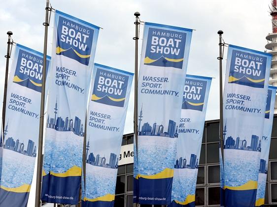 Die Hamburg Boat Show 2019